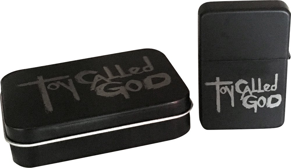 Image of TCG Windproof Lighter