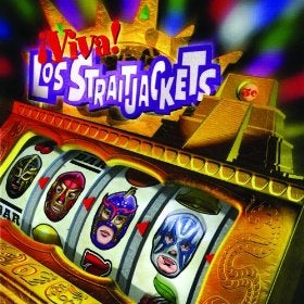 Image of VIVA LOS STRAITJACKETS CD