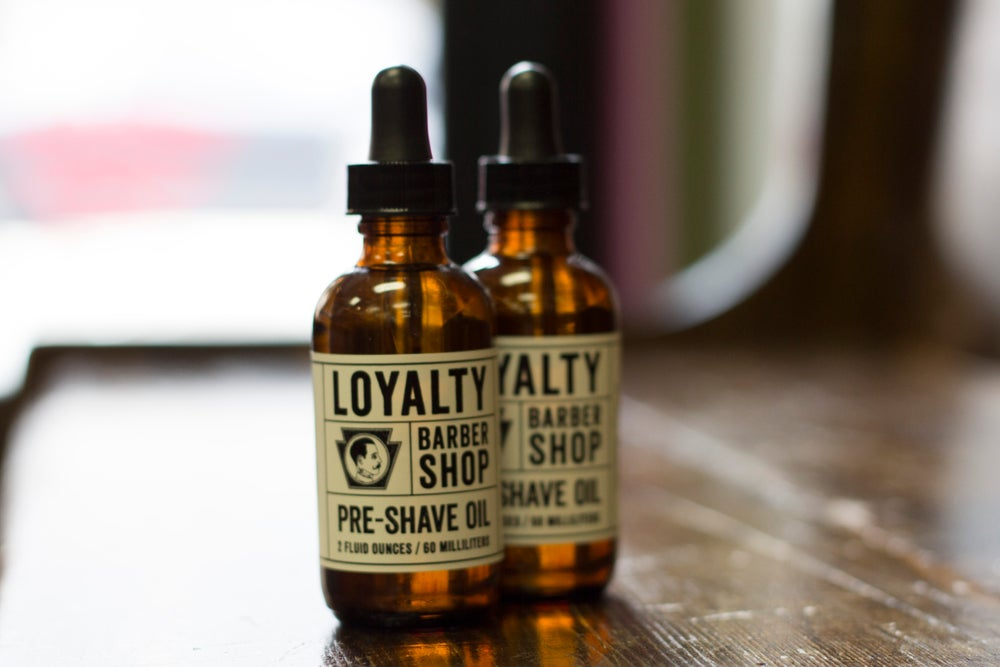 Image of Pre-Shave Oil