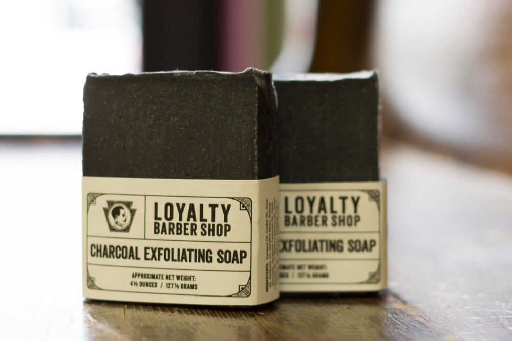 Image of Charcoal Exfoliating Soap
