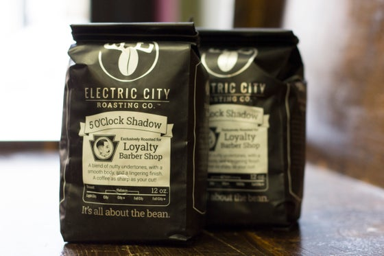 Image of Loyalty Five o'clock Shadow Coffee Beans