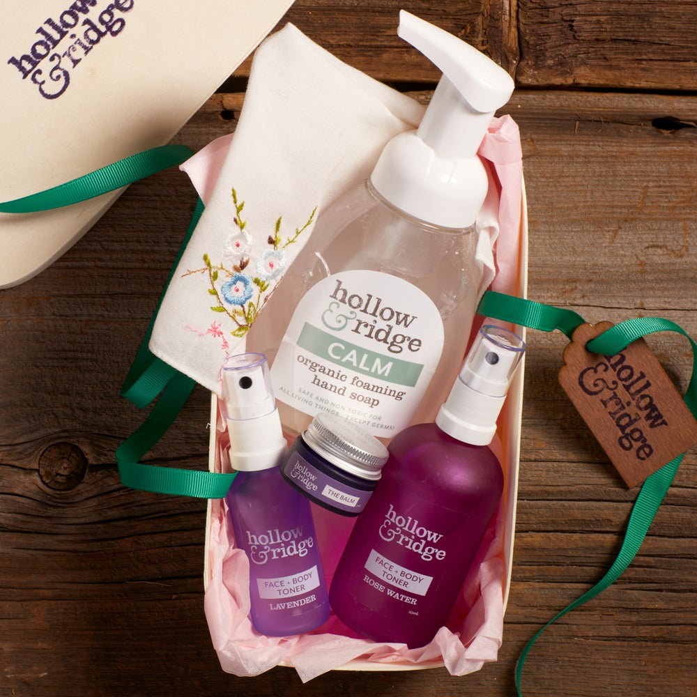 Image of Organic Beauty Gift Box
