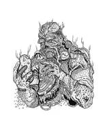 Image of SWAMPY THING Print