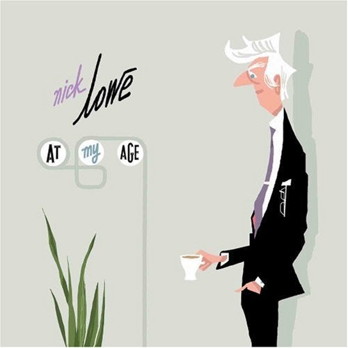 "Image of NICK LOWE ""AT MY AGE"" CD"