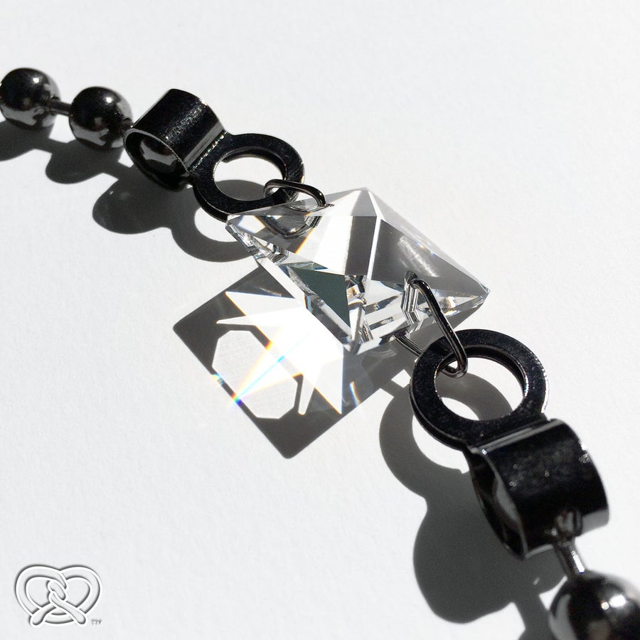 Image of Light Cube Necklace