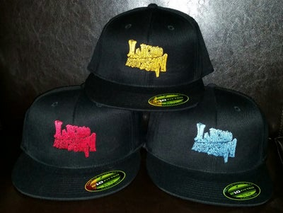 Image of LIQUID ASSASSIN FLEX FIT HATS