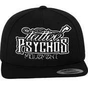 Image of TATTOO PSYCHO'S SNAP BACK HAT