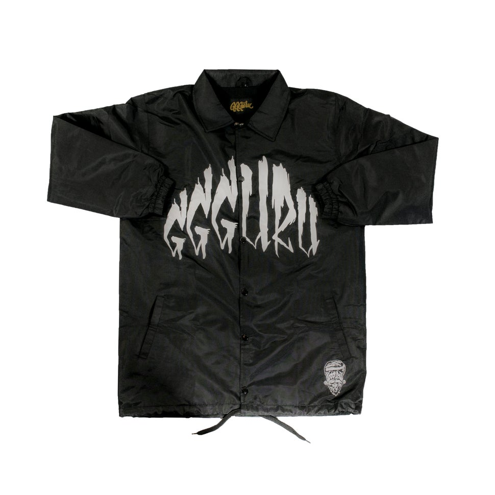 Image of Logo Coaches Jacket | Black