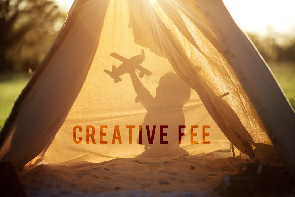 Image of Create fee for full session