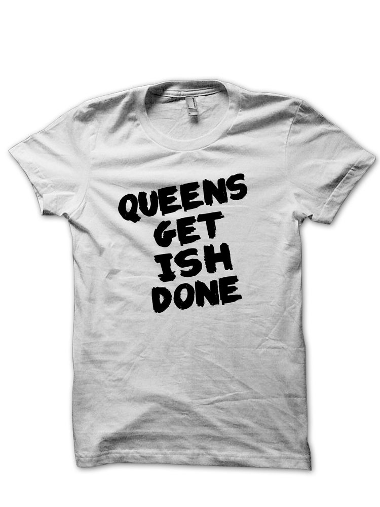 "Image of QUEENS GET ""ISH"" DONE"