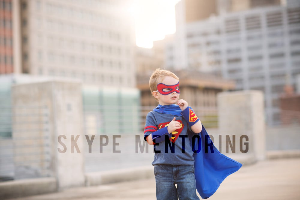 Image of 30 min Skype Session + tax