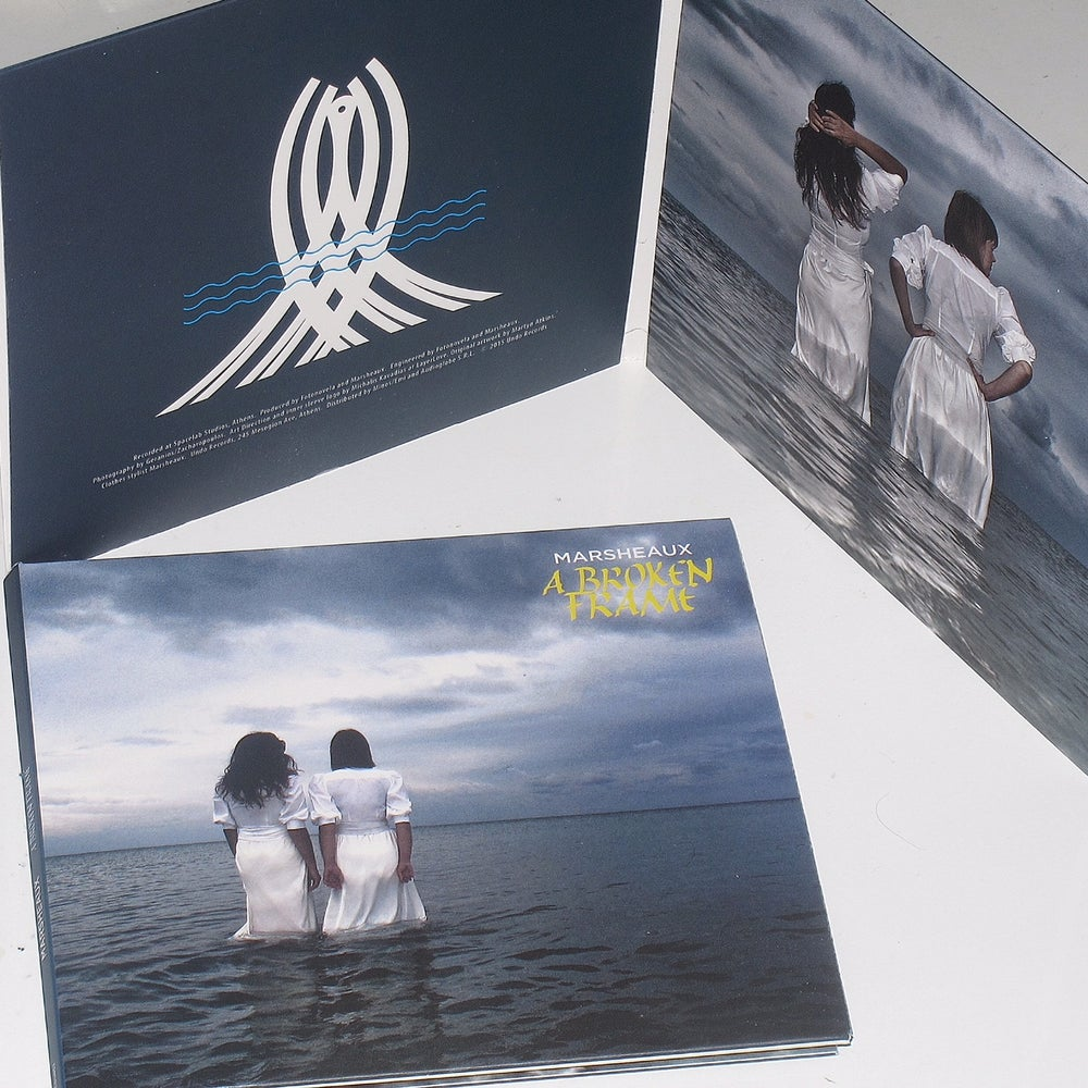 "Image of Marsheaux ""A Broken Frame"" Double CD"