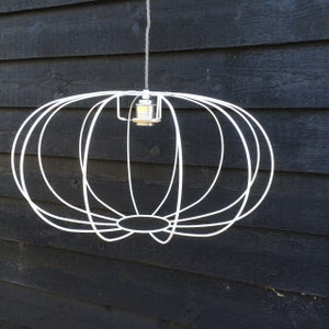 Image of Pumpkin Lampshade Frame