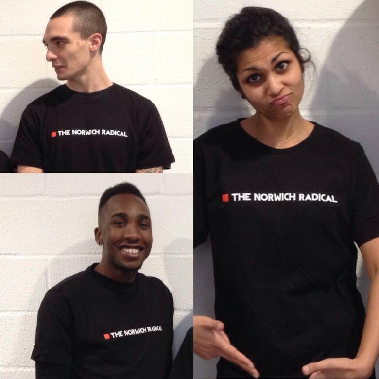 Image of Norwich Radical T-Shirt