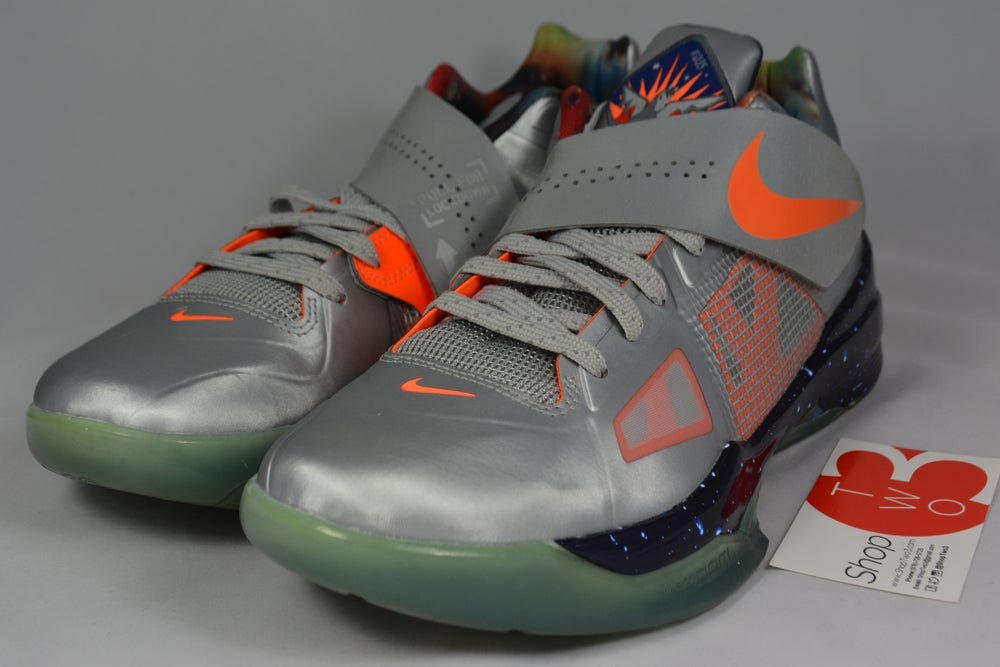 "Image of Nike Zoom KD 4 AS ""GALAXY"""
