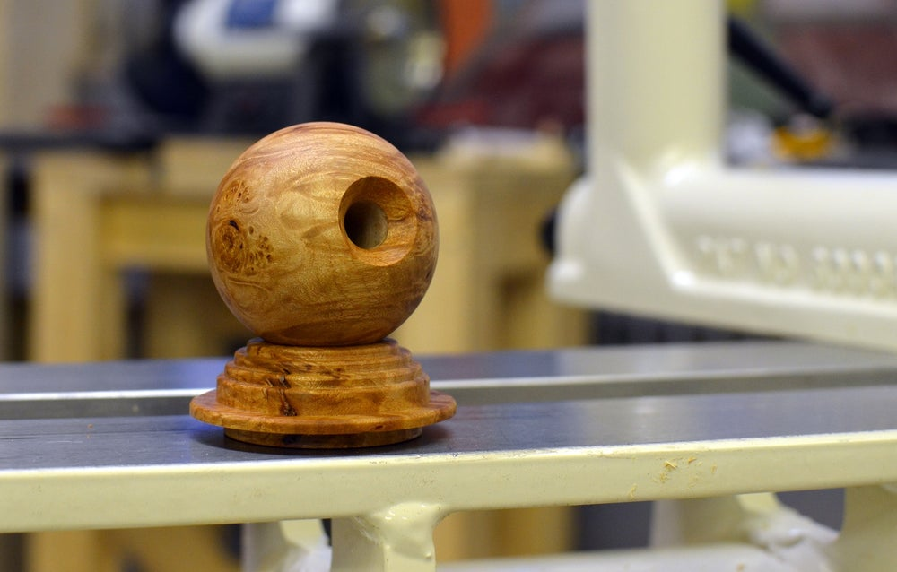 Image of Maple Burl