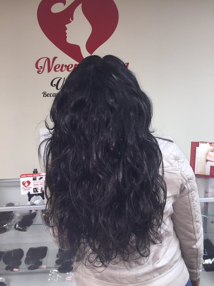 Image of #1SOLD 9A Virgin Peruvian Body wave