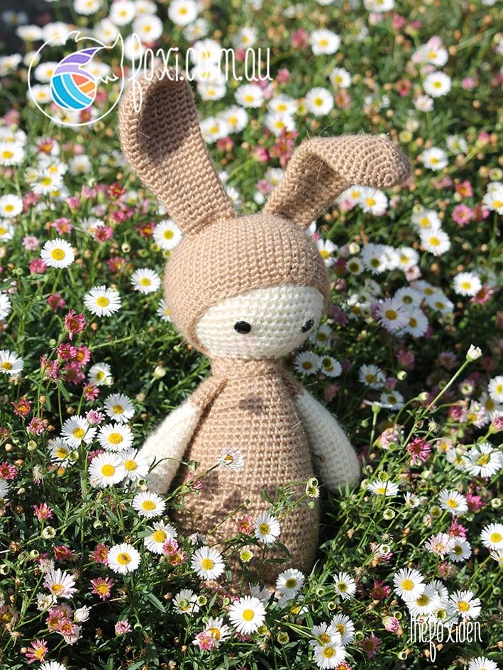 "Image of "" Usagi "" the little bunny"