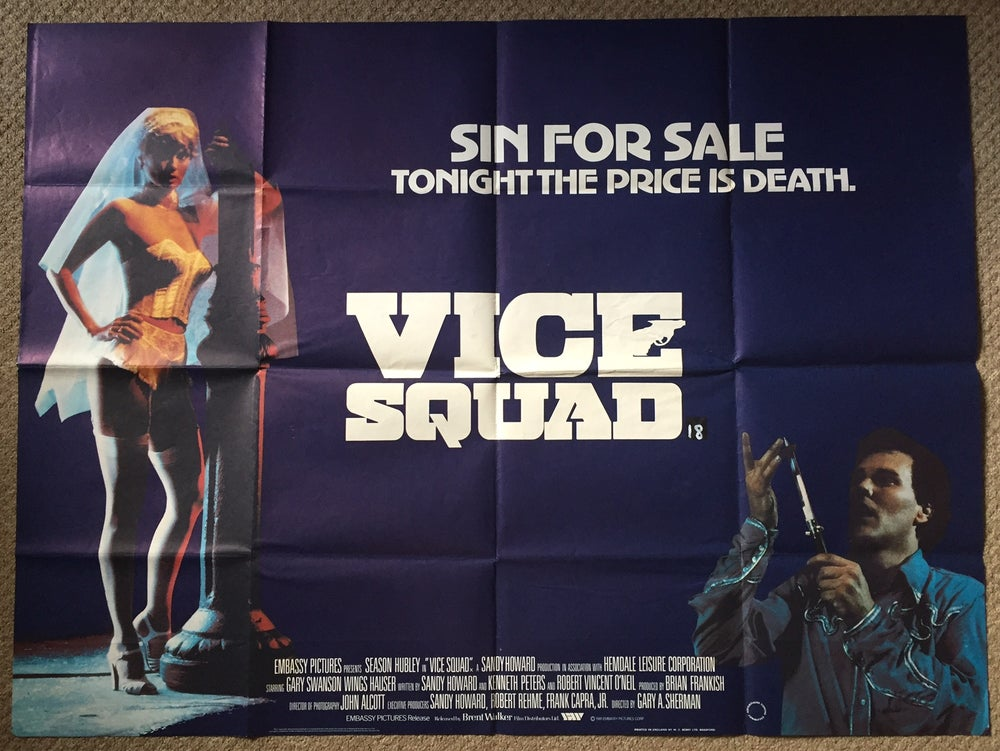 Image of Vice Squad UK Quad