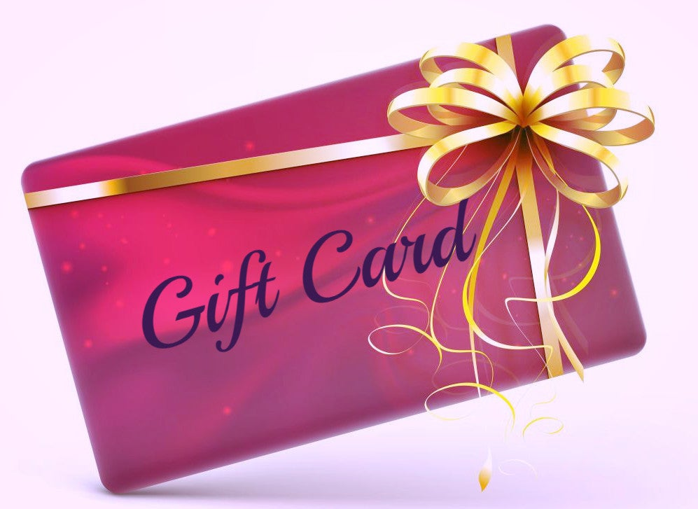 Image of $25 - Gift Card (good for retail or pre orders!)