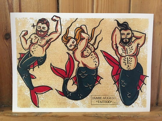 Image of Mermen