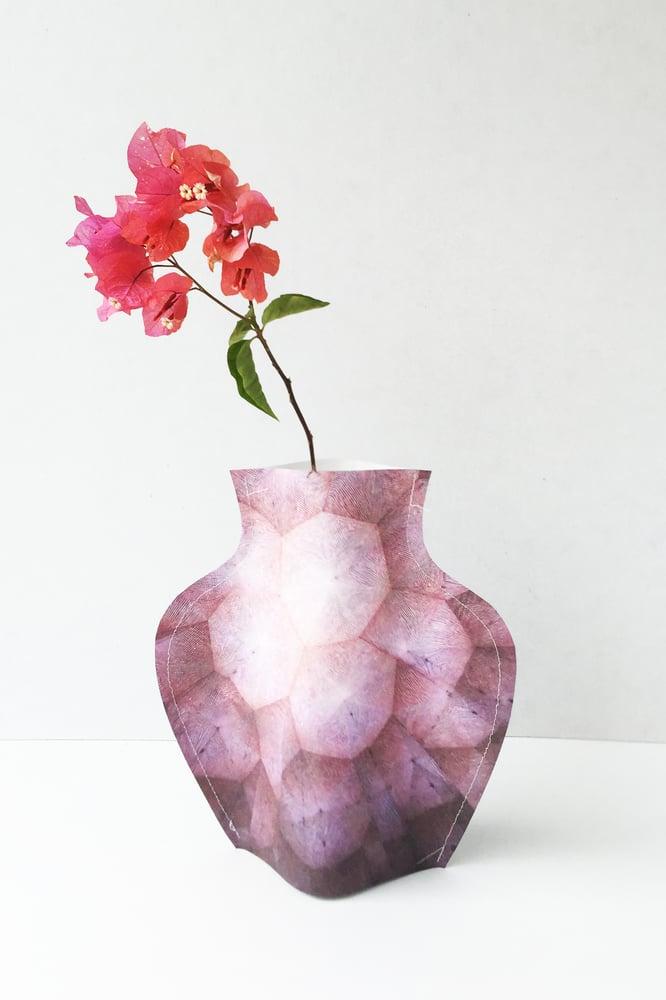 Image of Popup vase - Kaleidoscope #2