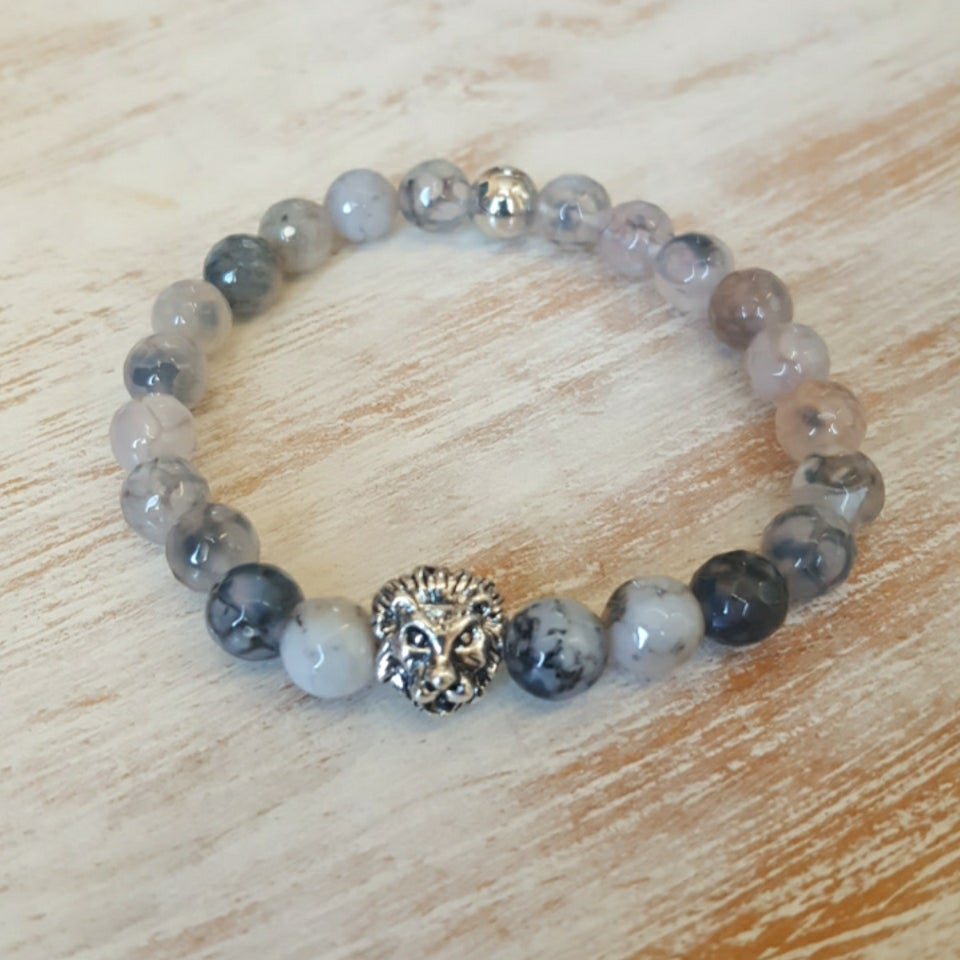 Image of LION DRUZY BRACELET