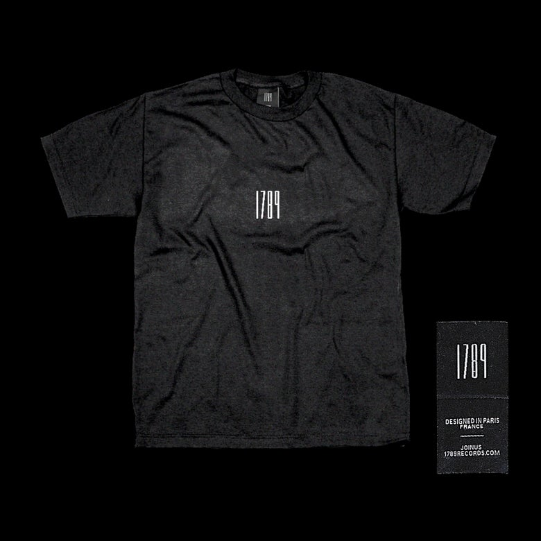 Image of 1789™ T-shirt / Embroidered label