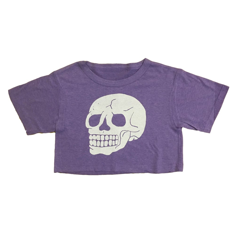 Image of SKULL TITTIE TOP
