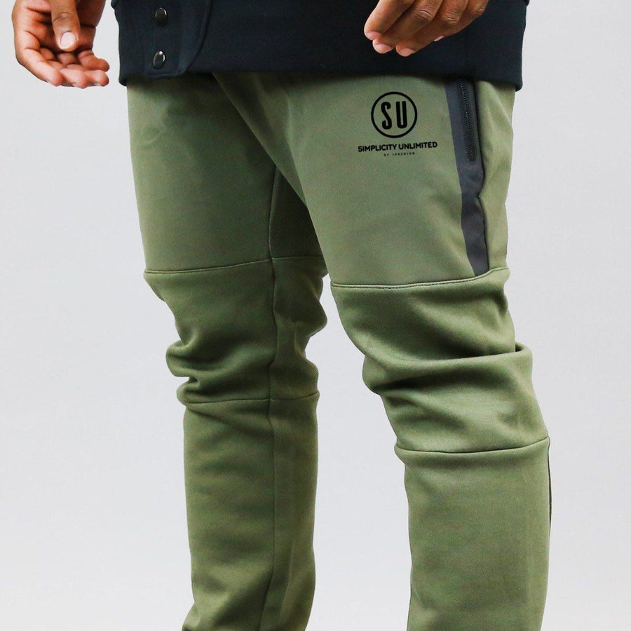 Image of KHAKI// SIMPLICITY TECH PANTS