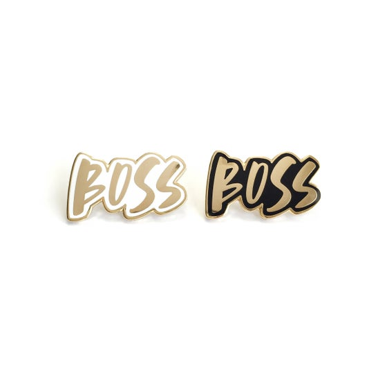 Image of The BOSS Lapel Pin