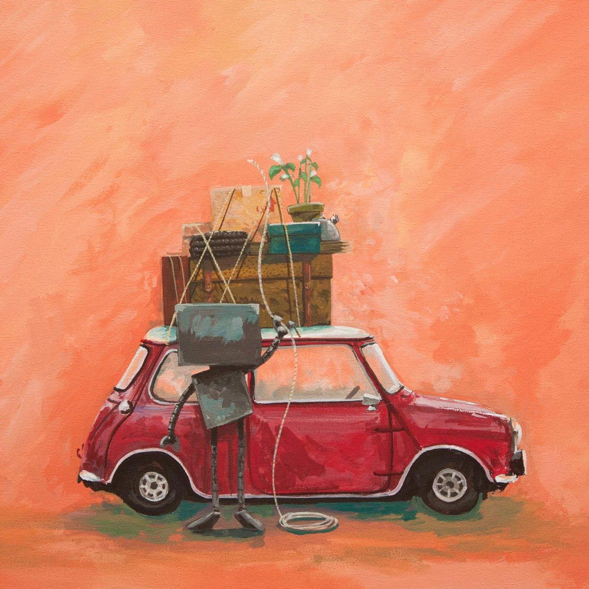 Image of Mini Adventure Painting