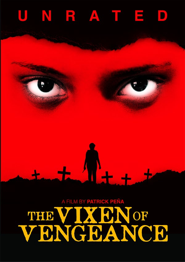 Image of Vixen of Vengeance Limited Edition DVD