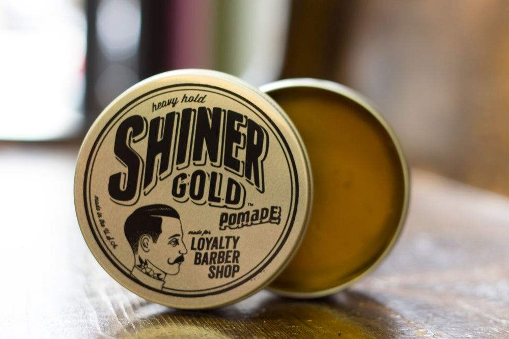 Image of Loyalty Shiner Gold Pomade