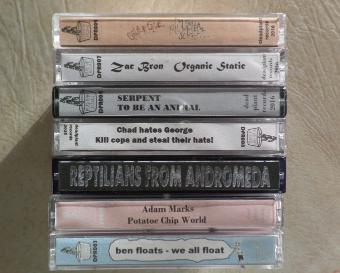 Image of tapes