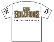 Image of LOS SOLDADOS T-SHIRTS