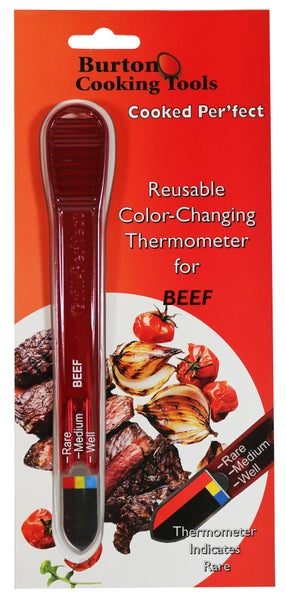 Image of Cooked Per'fect Beef Thermometer