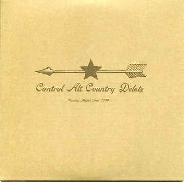 ROMANTICA - Control Alt-Country Delete CD