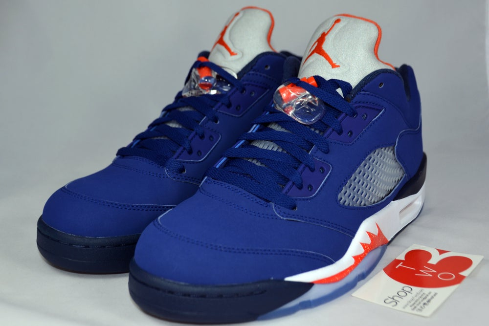 "Image of Air Jordan 5 Retro Low ""69 Points"""