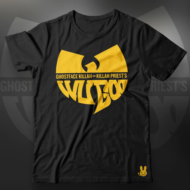 Image of LIMITED EDITION WU GOO LOGO T-SHIRT
