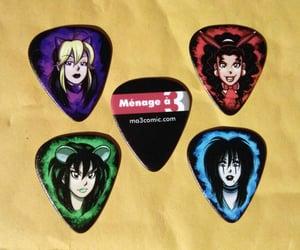 Image of Guitar picks (set of 4)