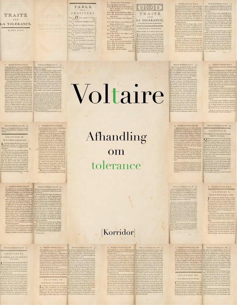 Image of Voltaire - Afhandling om tolerance