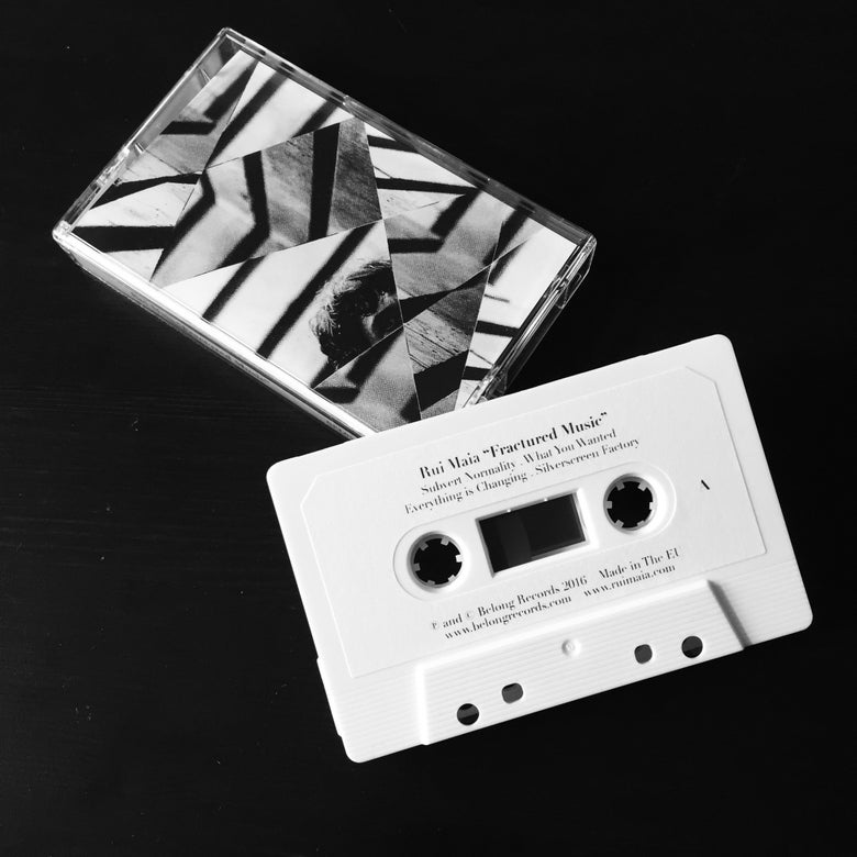 Image of Rui Maia - Fractured Music - Cassette