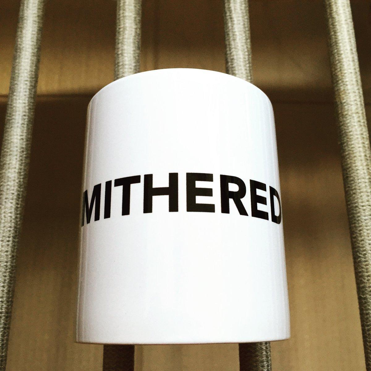Image of MITHERED Mug