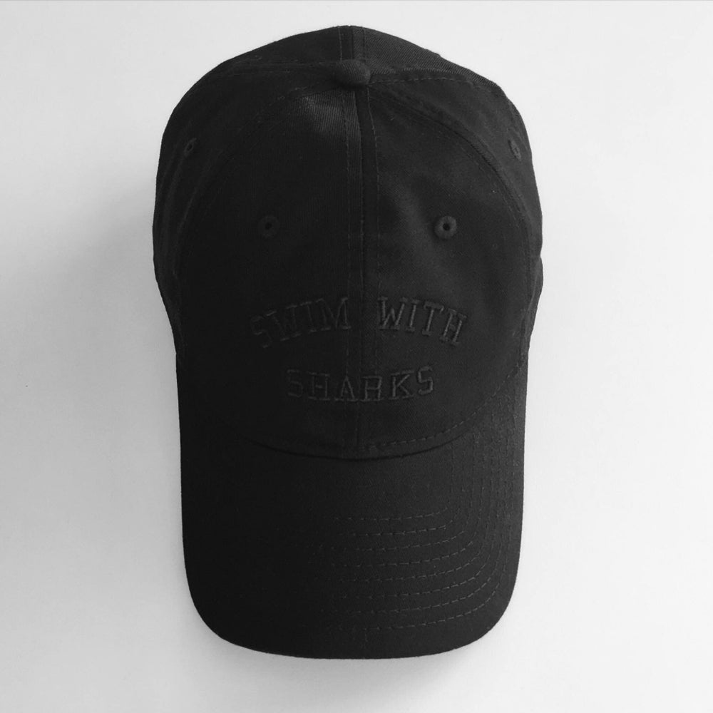 Image of Pitch Black Varsity Hat