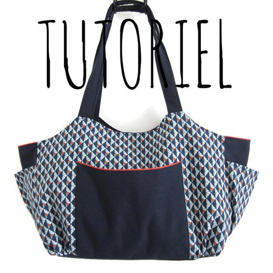 Image of Tutoriel du sac Emma