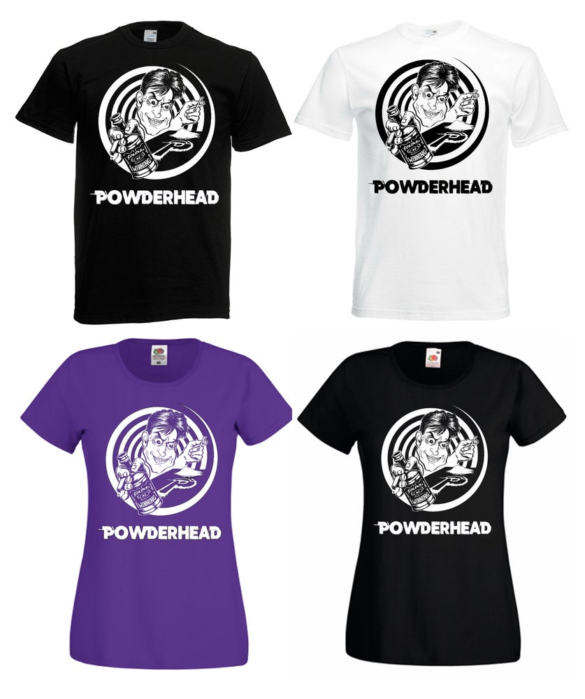 Image of Powderhead 'Winning' Tshirt (Ladies/Mens - Various Colours)