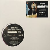 "Image of TONY D PRESENTS BLACK PRINCE & AZIATIC ""THE ROGER GARDENS"" EP 1993 (Limited 350 piece pressing)"
