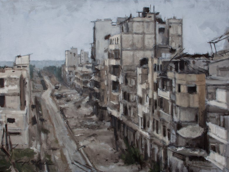 Image of Syrian Ruin 1