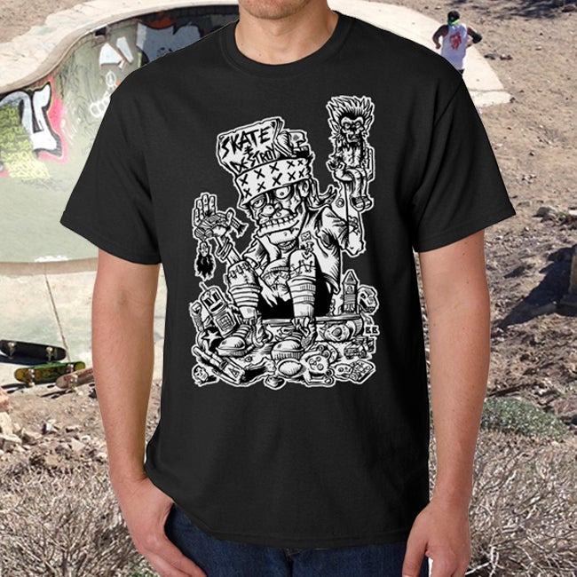 Image of Skate and Destroy Collectors T-shirt
